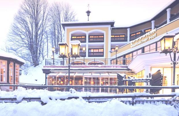фото отеля Saalbacher Hof изображение №1