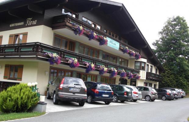 фотографии отеля Flora Hotel Pension изображение №11