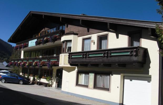 фотографии отеля Flora Hotel Pension изображение №7