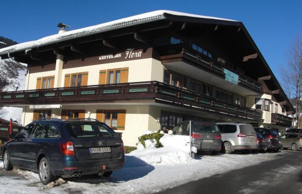 фото отеля Flora Hotel Pension изображение №1