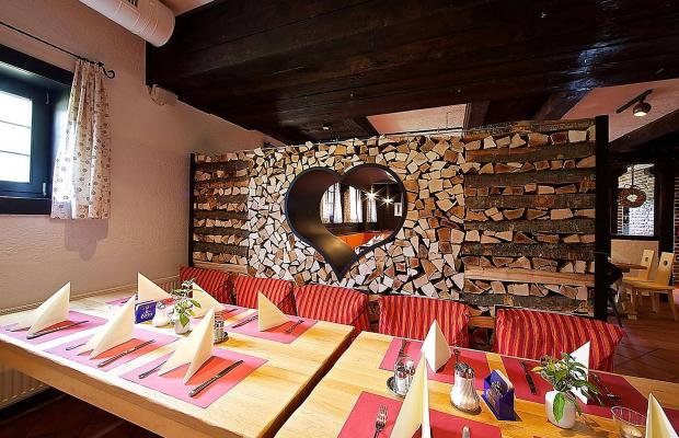 фотографии отеля Feriendorf Kirchleitn Dorf Kleinwild изображение №35