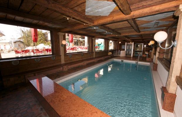 фотографии отеля Alpenhotel Saalbach изображение №7