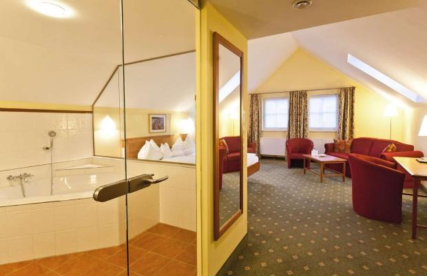 фото отеля Romantik Hotel Goldener Stern изображение №5