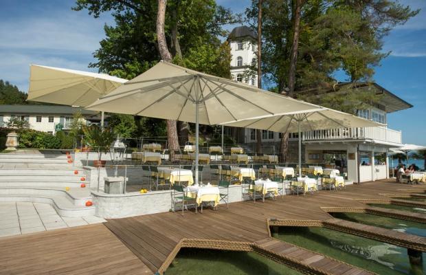 фотографии отеля Hotel Schloss Seefels изображение №23