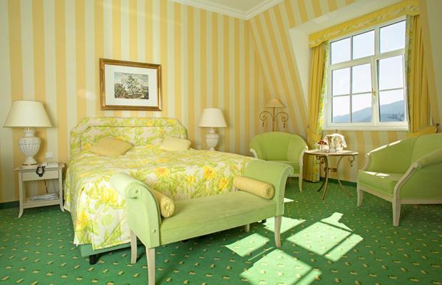 фотографии Hotel Schloss Seefels изображение №20