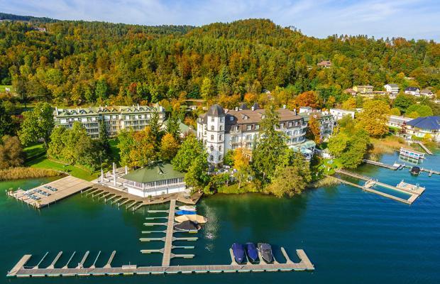 фото отеля Hotel Schloss Seefels изображение №1