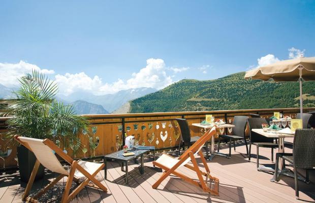 фотографии отеля Hotel Le Castillan Alpe d`Huez изображение №11