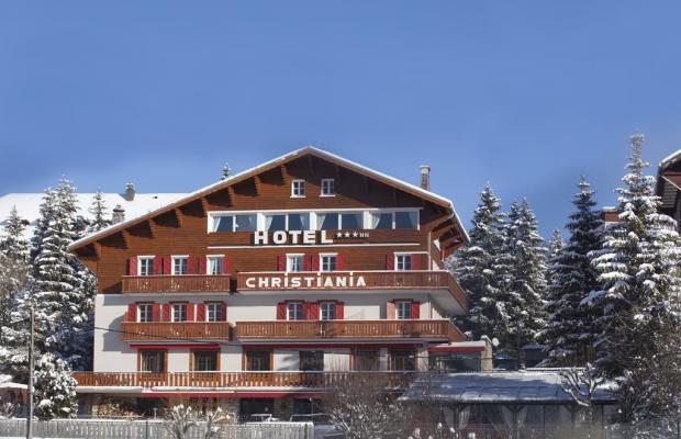 фотографии отеля Hotel Le Christiania изображение №15