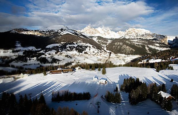 фотографии отеля Sporthotel Monte Pana изображение №35
