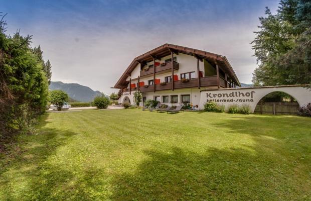 фотографии отеля Krondlhof изображение №27