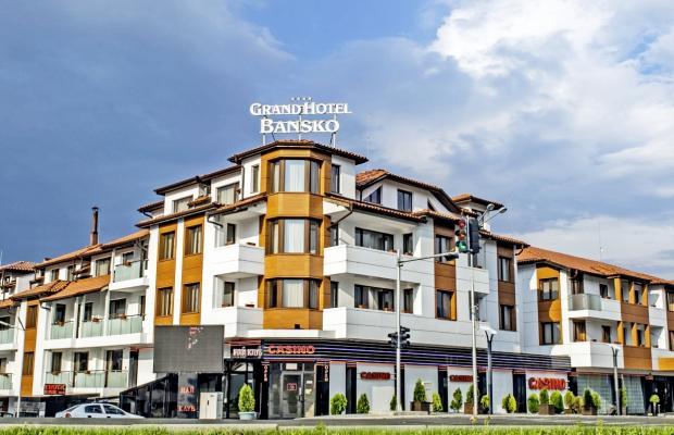 фото отеля Grand Hotel Bansko (ex. Florimont Casino & Spa) изображение №1