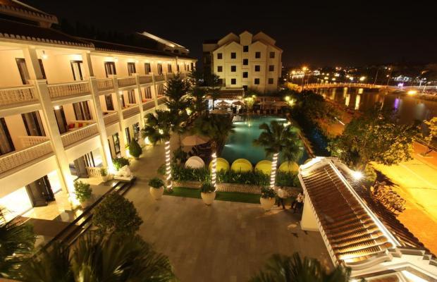 фотографии отеля Thanh Binh Riverside изображение №11
