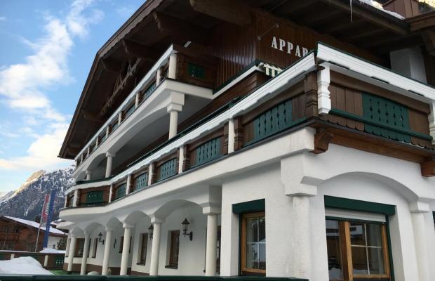фотографии отеля Pension Alpin изображение №19