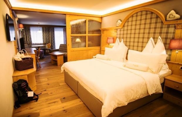 фотографии отеля Hotel Alpin Garden Wellness Resort изображение №11
