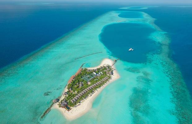 фото отеля Dhigufaru Island Resort изображение №17