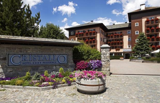 фотографии отеля Cristallo изображение №23