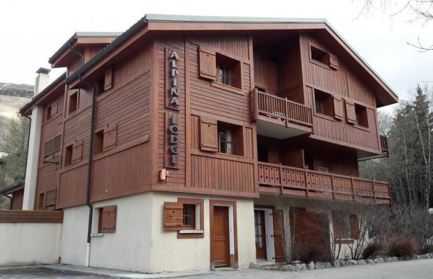 фото отеля Alpina Lodge Residense изображение №1