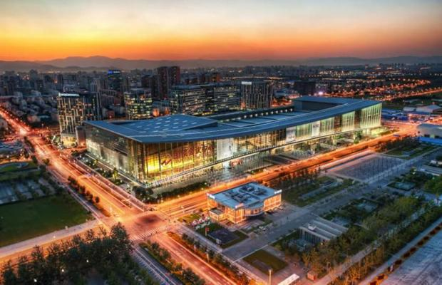 фото China National Convention Center Grand изображение №18