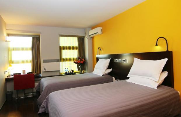 фотографии отеля FX Hotel ZhongGuanCun (Furamaxpress) изображение №23