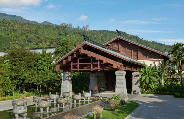 фотографии отеля DoubleTree Resort by Hilton Hotel Hainan - Qixianling Hot Spring изображение №3