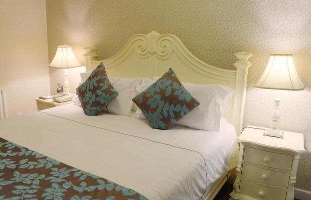фотографии отеля TaiYue Suites Beijing изображение №39