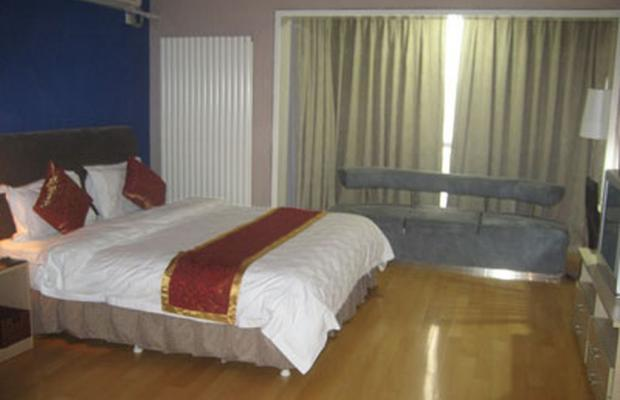 фотографии отеля TaiYue Suites Beijing изображение №23