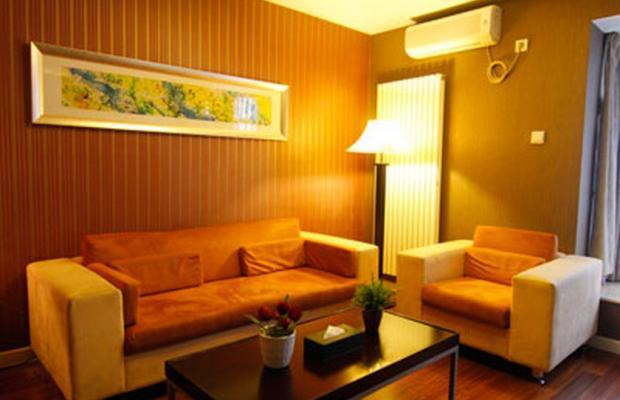 фото отеля TaiYue Suites Beijing изображение №21