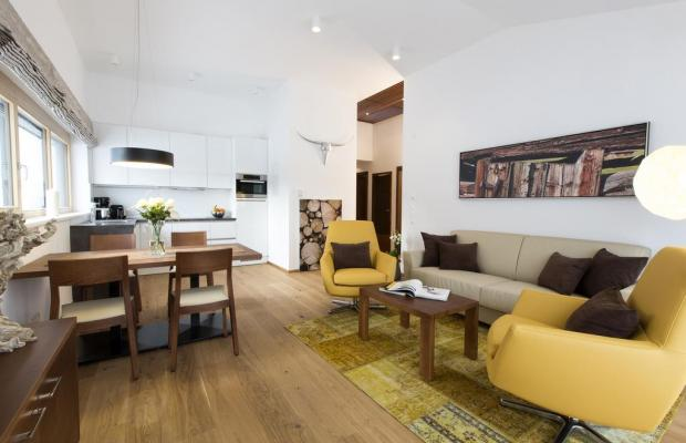 фото отеля Schneeweiss lifestyle - Apartments - Living изображение №81