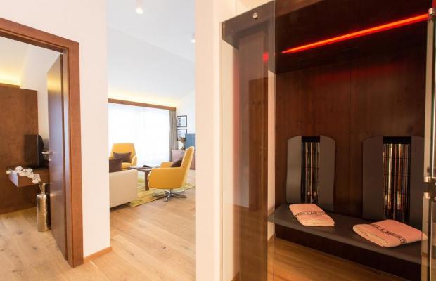фотографии отеля Schneeweiss lifestyle - Apartments - Living изображение №79