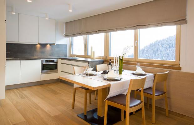 фото отеля Schneeweiss lifestyle - Apartments - Living изображение №37