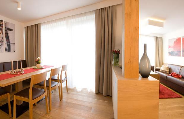 фотографии отеля Schneeweiss lifestyle - Apartments - Living изображение №31