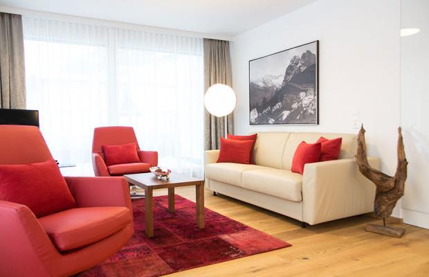 фотографии Schneeweiss lifestyle - Apartments - Living изображение №24