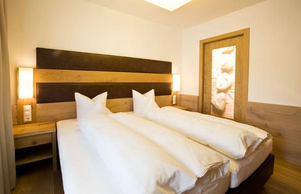 фотографии отеля Schneeweiss lifestyle - Apartments - Living изображение №7