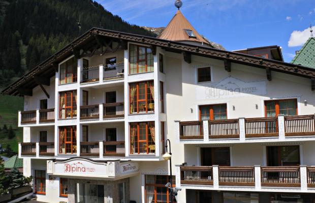 фотографии отеля Alpina изображение №47