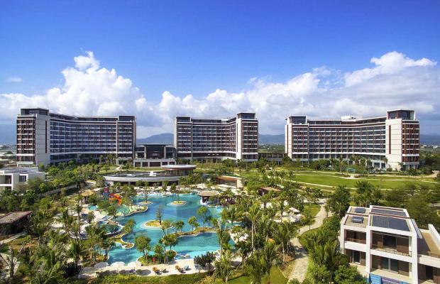 фото отеля Sofitel Sanya Leeman Resort изображение №1