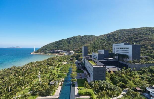 фото отеля Park Hyatt Sanya Sunny Bay Resort изображение №1