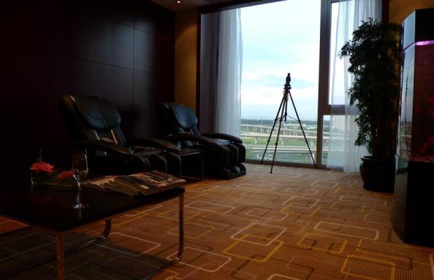 фотографии отеля Cordis, Beijing Capital Airport (ех. Langham Place Beijing Capital Airport) изображение №19