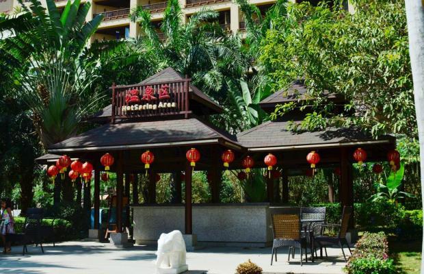 фотографии отеля Huayuan Hot Spring Seaview Resort изображение №23