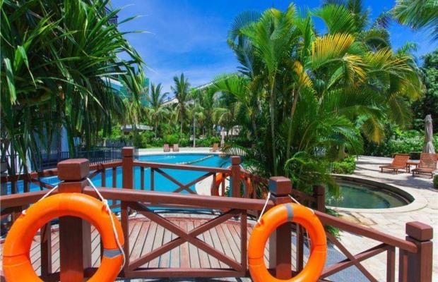 фотографии отеля Sanya David Legendary Love Resort изображение №7