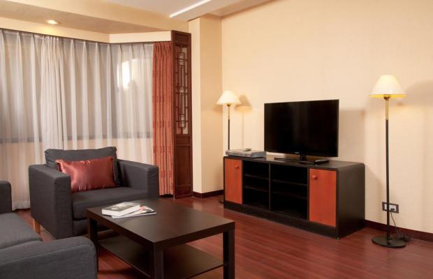фото Beijing HWA Apartment Hotel изображение №14