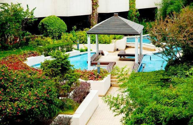 фото отеля Beijing HWA Apartment Hotel изображение №1