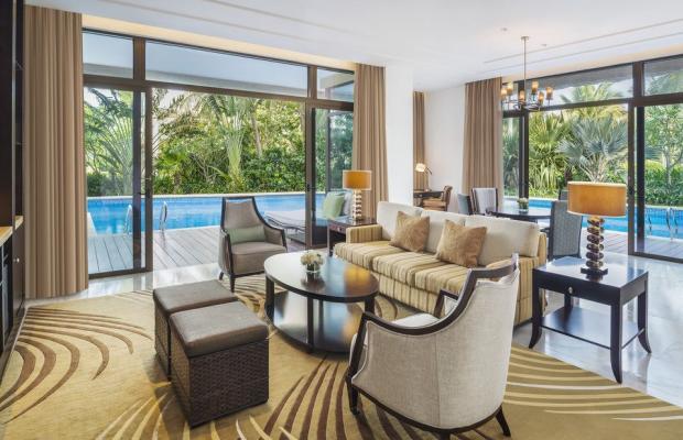 фотографии отеля The St. Regis Sanya Yalong Bay Resort изображение №59