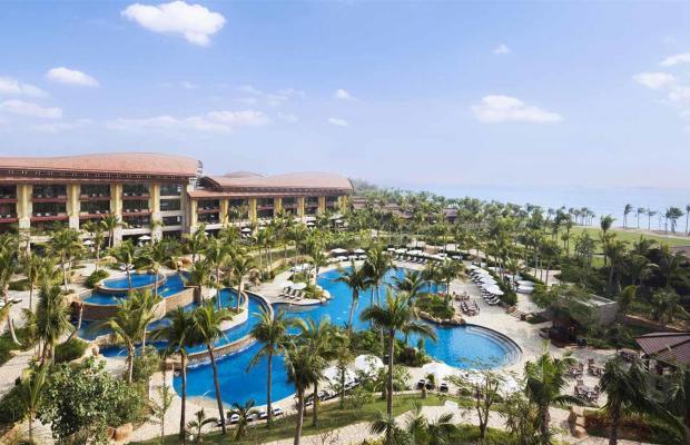 фотографии отеля The St. Regis Sanya Yalong Bay Resort изображение №3