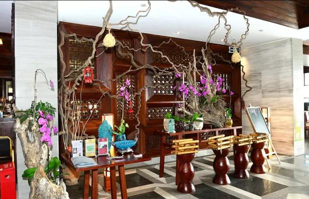 фото отеля Yalong Bay Earthly Paradise Bird's Nest Resort изображение №25