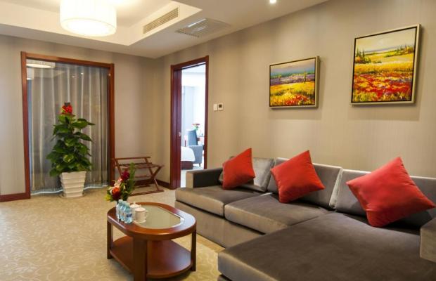 фотографии отеля Ya'ao International Hotel Beijing (ех. Best Western OL Stadium) изображение №27