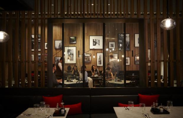 фотографии отеля Pentahotel Beijing (ex. Courtyard Marriott) изображение №27
