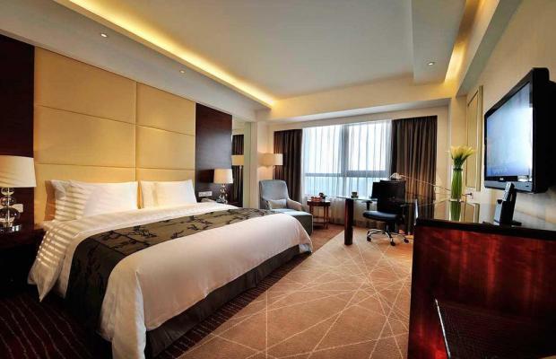 фотографии отеля Crowne Plaza Beijing International Airport изображение №27