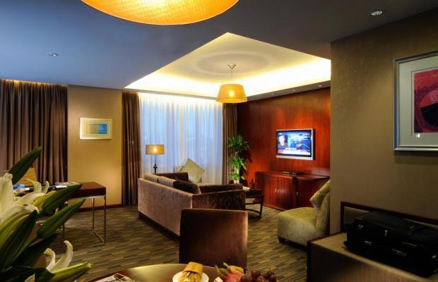 фото отеля Crowne Plaza Beijing Zhongguancun изображение №21