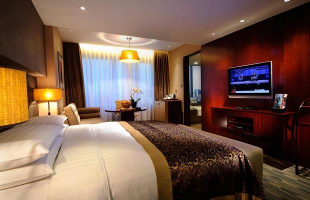 фото отеля Crowne Plaza Beijing Zhongguancun изображение №9