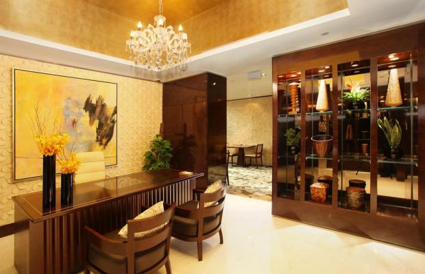фотографии Crowne Plaza Hotel Chaoyang U-Town Beijing изображение №24